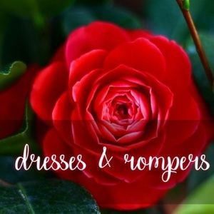 CLOSET SALE! DRESSES